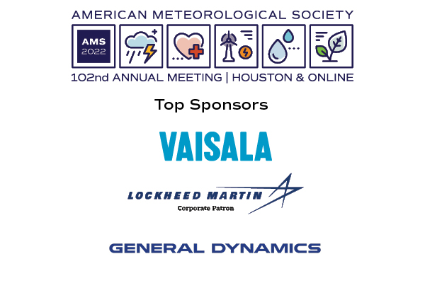 102nd American Meteorological Society Annual Meeting