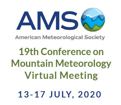 19th Conference on Mountain Meteorology