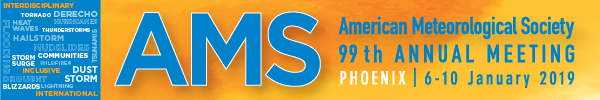 99th American Meteorological Society Annual Meeting