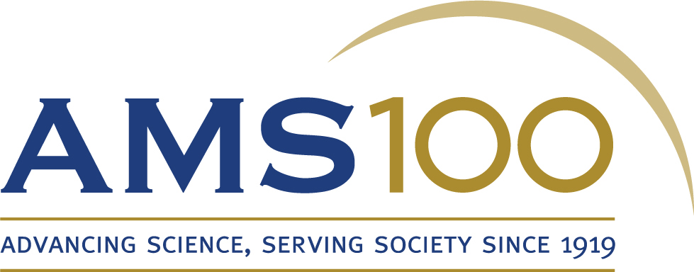 100th American Meteorological Society Annual Meeting